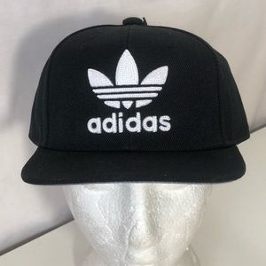 Adidas Trefoil Big Kid Youth SnapBack Baseball Cap